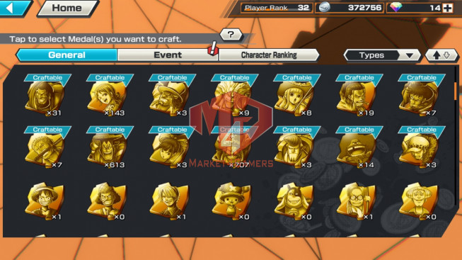 ✨✨✨Account Maxed 2 EX – Oden – Roger✨✨✨