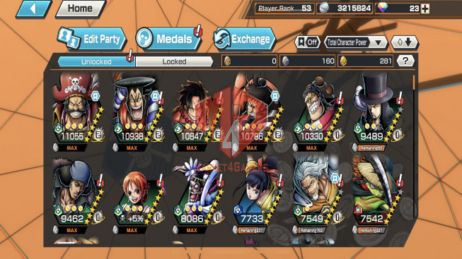 OPBR#27 Androi Max 2 EX – roger – oden