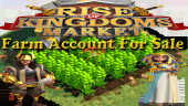 2 Farm Account 5M Power ** Have Passport