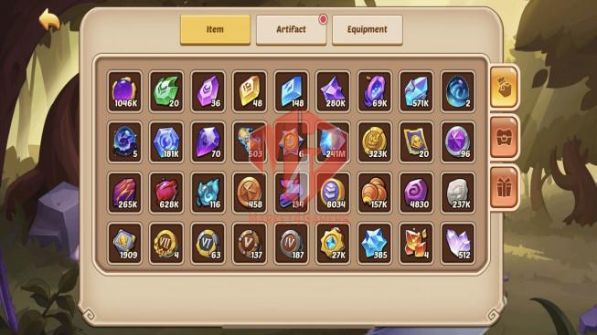 iOS – Lv322 – S55 – VIP 10 – 2 Void Hoeroes Halora + Xia – 19 Heroes E5 + 1E3 1E1 – 23 Skins – 14M5 Power