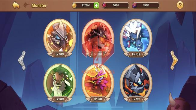 iOS – Lv321 – S84 – VIP 12 – 2 Void Heroes Halora + Xia – 19 Heroes E5+1E4+1E2+1E1 – 36 Skins – 15M2 Power