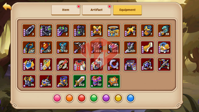 Android – Lv204- S74 – VIP 3 – 1 Void Heroes XIA – 9 Heroes E5 – 16 Skins – 11M Power