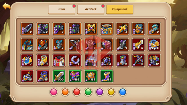 Android – Lv147- S894 – VIP 6 – 1 Void Heroes XIA – 4 Heroes E5 + 1E2- 12 Skins – 7M5 Power