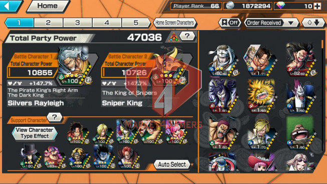 ✨✨✨OPBR#37 Android Max 2 EX Shanks – Teech✨✨✨
