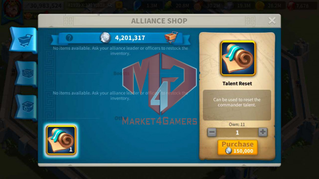 Account 30M Power ** Maxed Aethef ** 4M2 Credits Alliance