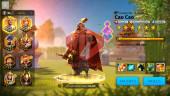 Account 23M Power ** Maxed Cao Cao, Aethef ** 25 Days Receive Gems
