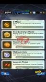 DBL#47 Android Lv184 – 3.8M Power – 10 Legend Finish – 188 Sparking – 11 Awakening