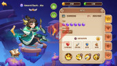Android – Lv271- S47 – VIP 5 – 2 Void Heroes XIA,Jahra – 13 Heroes E5 + 1E3 18 Skins – 18M4 Power