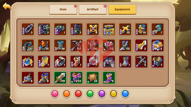 Android – Lv204- S79 – VIP 4 – 1 Void Heroes Halora – 9 Heroes E5 + 1E3 19 Skins – 13M6 Power