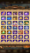 AFK 497M — Vip 10 — S344 — 46 Heroes Ascended – 7 Dimensional Heroes