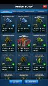 Android Lvl 63 – Team Power 4652 – 18 heros lvl 80, troop lv13 – lv 20