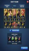 iOS Lv63 – Team Power 4629 – 20 Heroes Lv80 – Troop Lv18 – Lv21