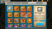 Whale Account 77M ** Maxed 14 Commanders ** Farm Account ** 1.8M Credits
