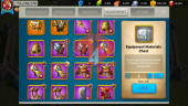 Account 68M T5 ** Vip 15 ** Maxed 5 Commander Cavalry ** 41 Passports To Ready Migrate