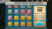 Whale Account 76M ** Maxed 11 Commanders ** 2 Farm Account ** 7.8M Credits