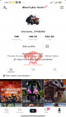 ✅ Account Verified 146.7k Followers – 532.2k Likes – Moto Channel